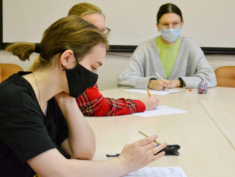Сегодня в Архангельском музыкальном колледже прошёл «Глазуновский диктант»